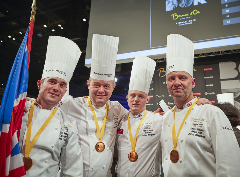 Bocuse d'Or UK national selection to take place at The Restaurant Show