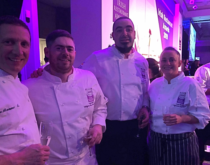 Irish restaurant awards 2019
