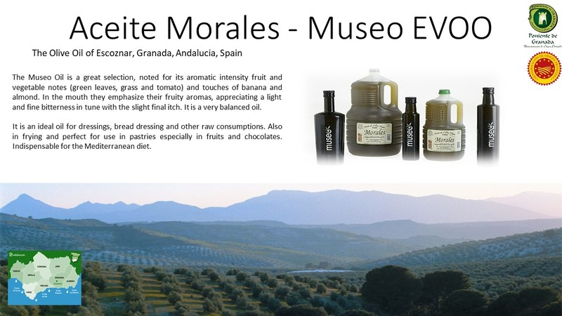 Hopefully Shipping the Olive Oil from my beautiful spanish village to the UK.