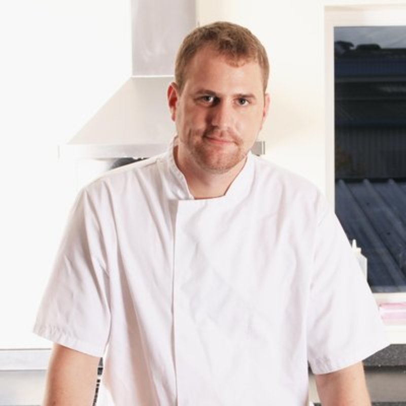 Laurence Tottingham, Development Chef at Oliver Kay wins Development Chef Award