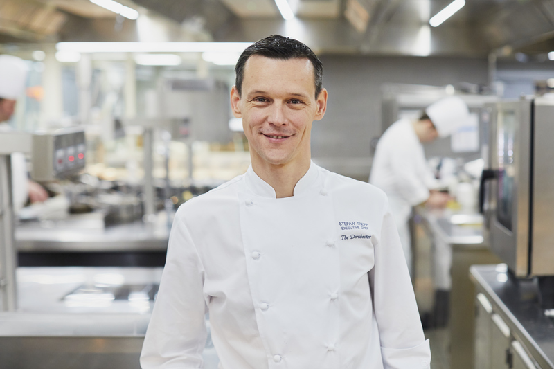 The Dorchester appoints 8th Executive Chef in 88 year history