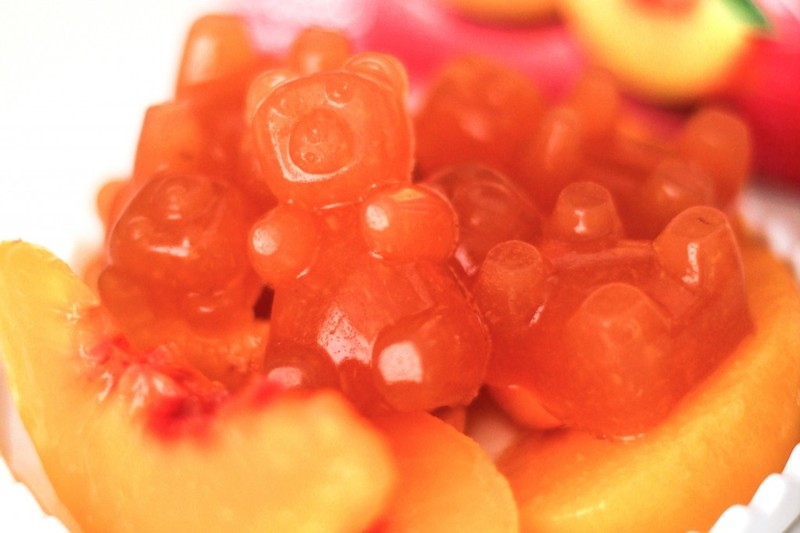 Vegan Gummy Bears Using Special Ingredients Vegi Gel®