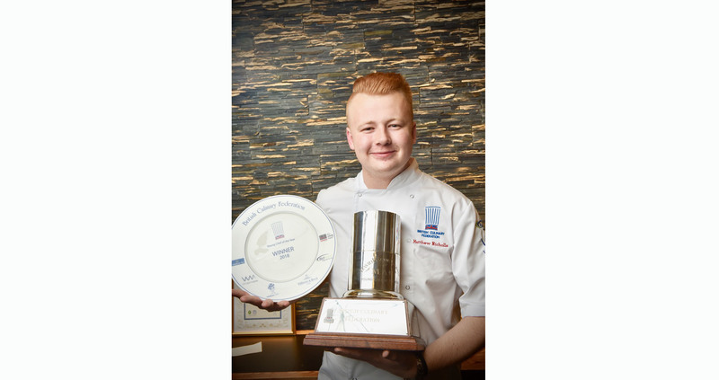 British Culinary Federation announces finalists for YCOTY 2019