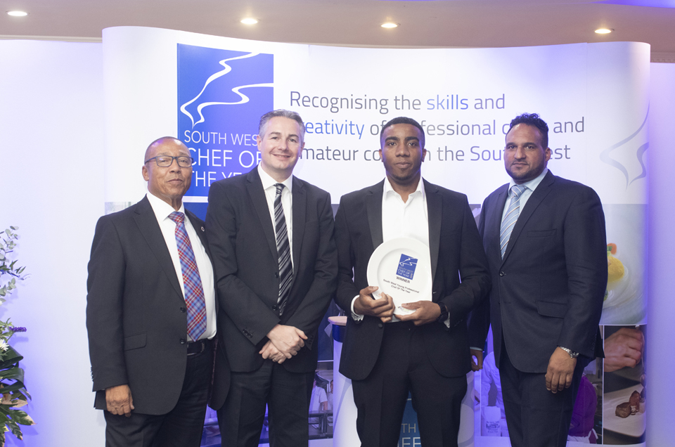 Last week we were proud to be part of the annual South West Chef of the Year 2019 competition, as sponsors of the Young Professional Chef category. Read more about the event here: https://bit.ly/31ZHsnz