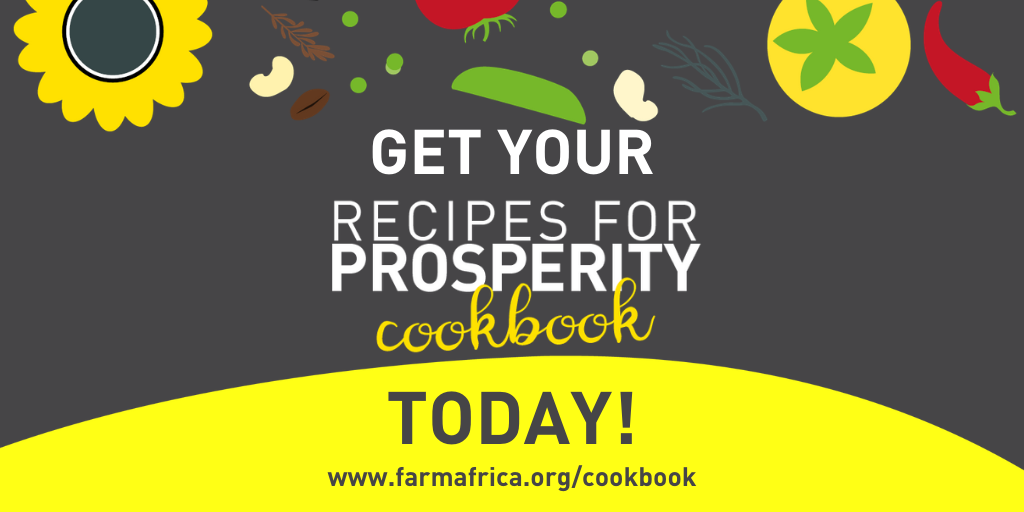 Farm Africa unveils new cookbook - 1