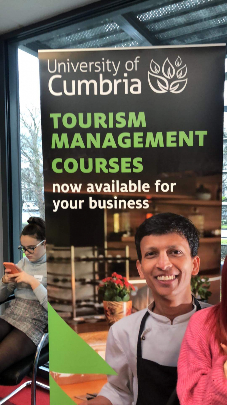 If any one up for #cumbria university course.