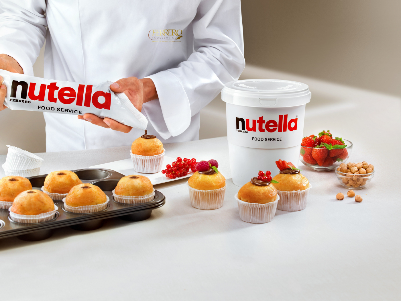 Big Profits set for Smaller Operators  with new 1.35kg nutella® Tub