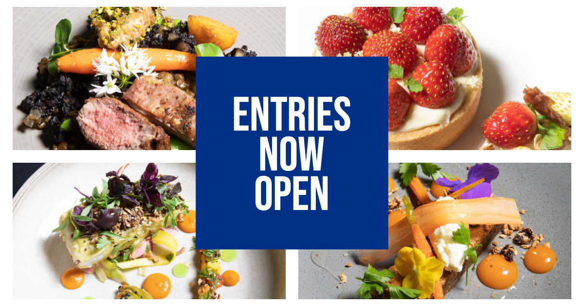Entries for North West Young Chef of the Year 2020 are officially open!🍴 Click here to learn more ---> https://bit.ly/2tAe0sC