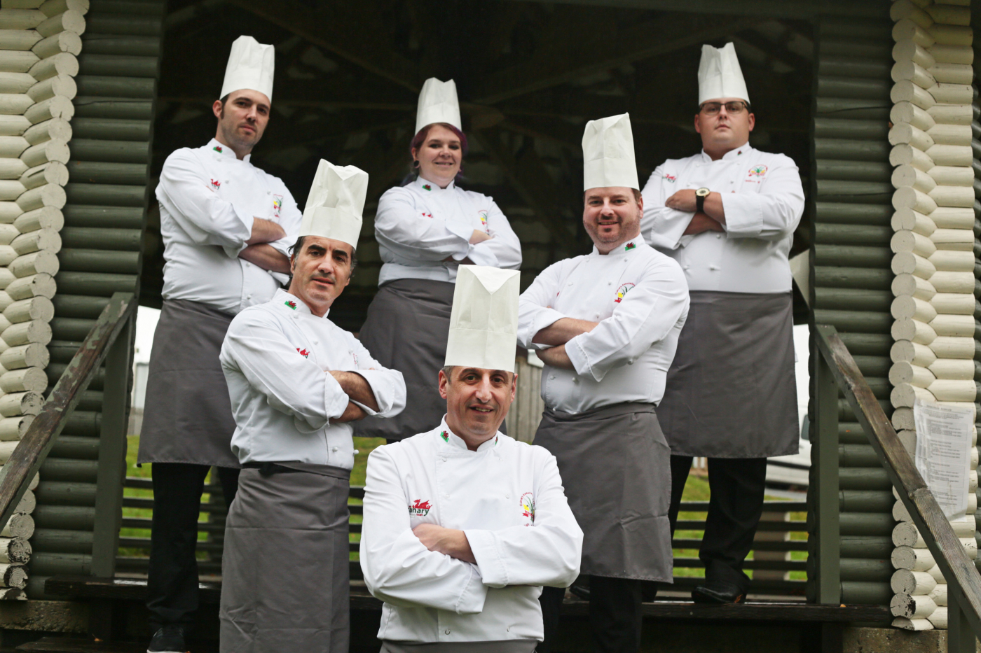 Two teams of chefs to represent Wales at the Culinary Olympics