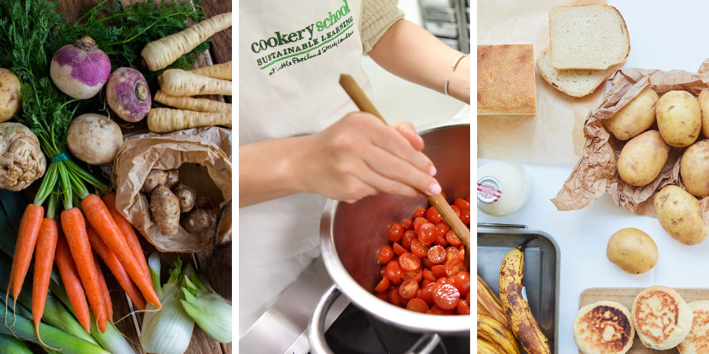 Build your team's sustainability knowledge with Cookery School's expert team