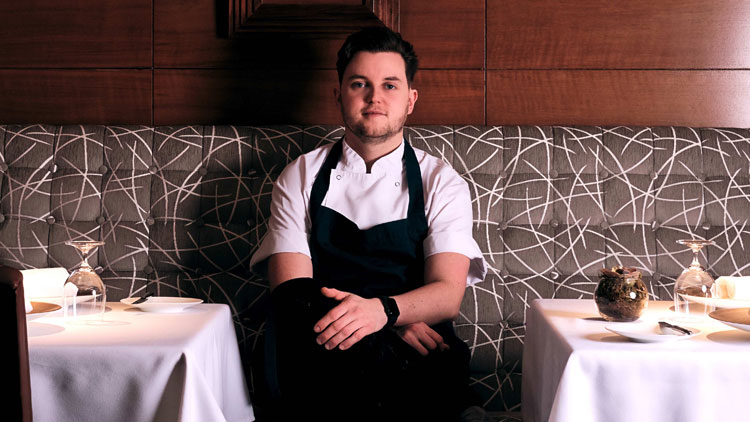 Callum Graham named head chef at Michelin-starred Jersey restaurant, Bohemia