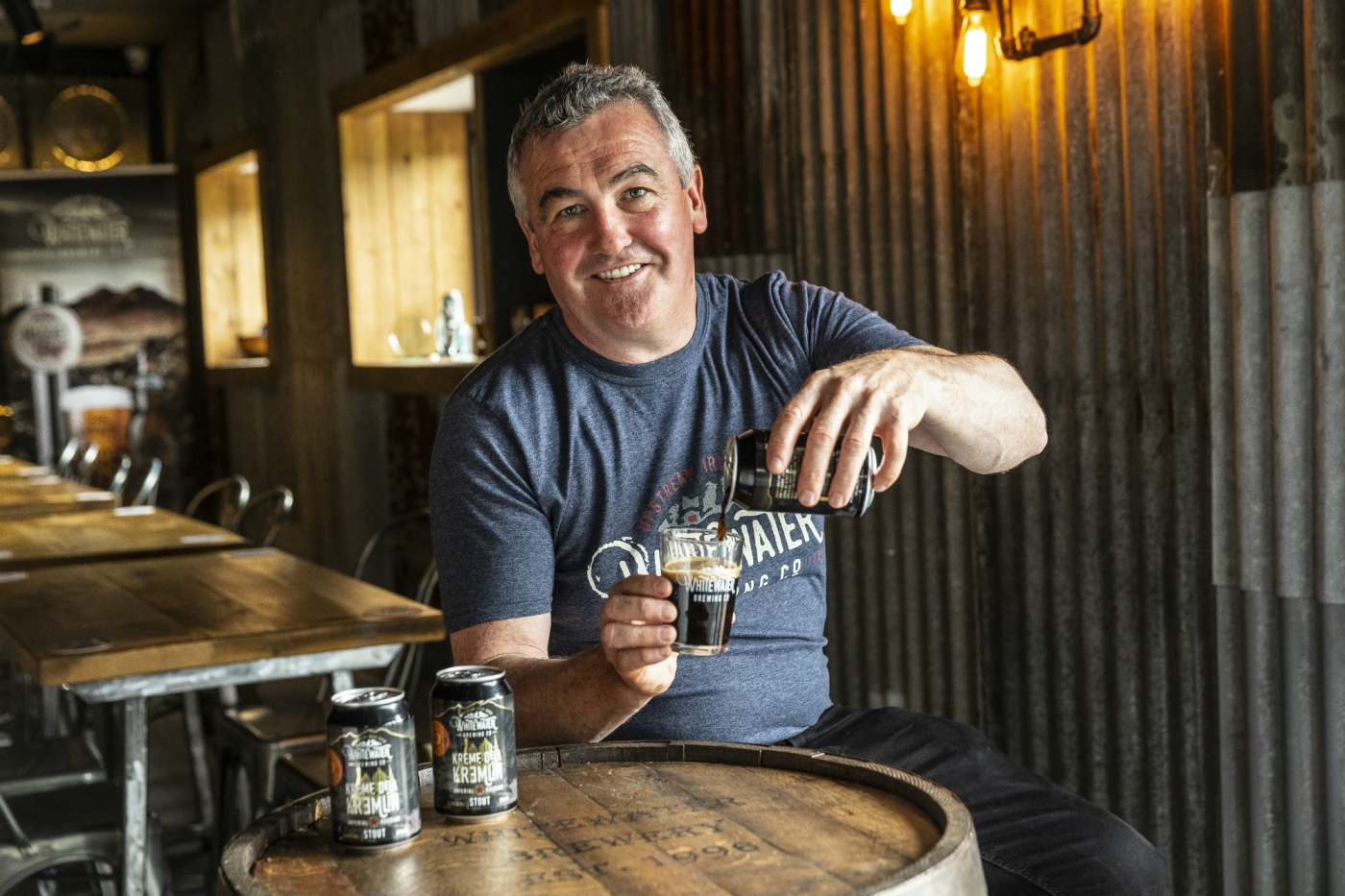 Northern Ireland's Whitewater Brewery wins significant business in France