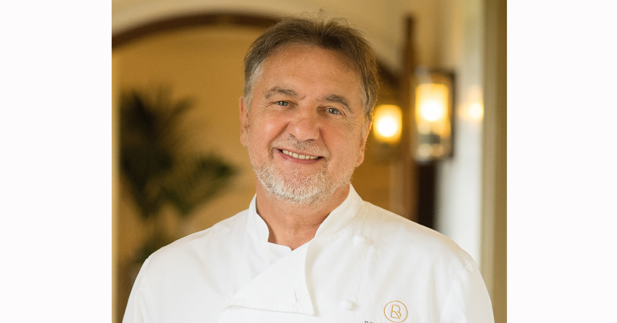 Raymond Blanc to champion Sustainable Hospitality 2020 with the SRA at HRC