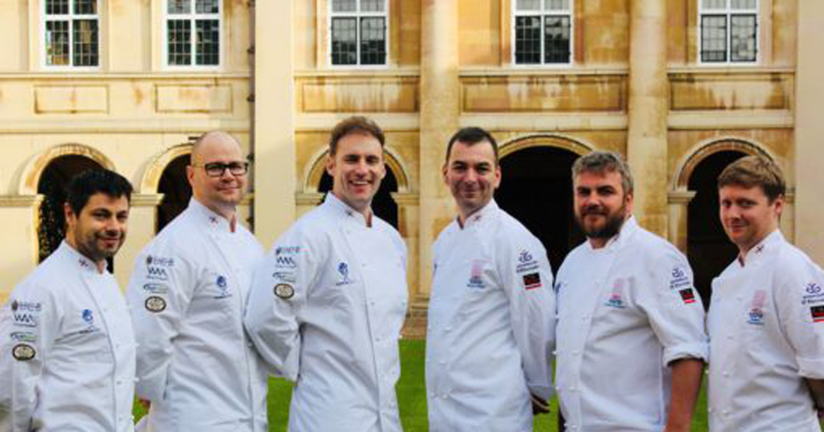 England's national culinary grab silver medals at the IKA culinary olympics in Stuttgart