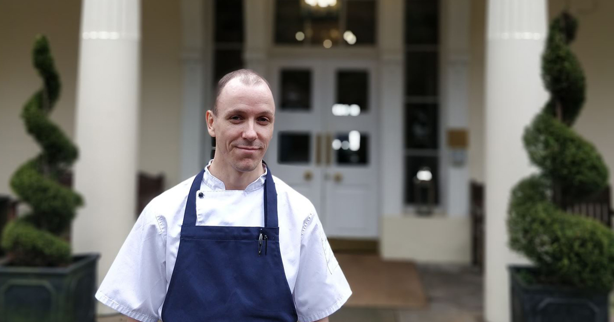 Paul Nicholson named head chef at The Clock House in Ripley