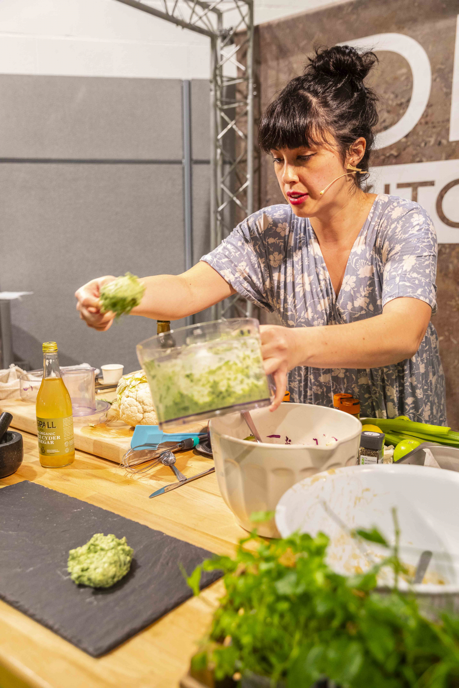 We had a fantastic time at Fine Food Show North this year. With cookery demos from Melissa Hemsley, Chris Bury & Stephanie Moon as well as our popular Feed the Dragon panels and a chance to taste the World Cheese Awards 2019 World Champion Rogue River Blue from Oregon it really was an event not to be missed.  If you're interested in finding out more about next year's Fine Food Show North, held in Harrogate in March, please contact us on 01747 825200.