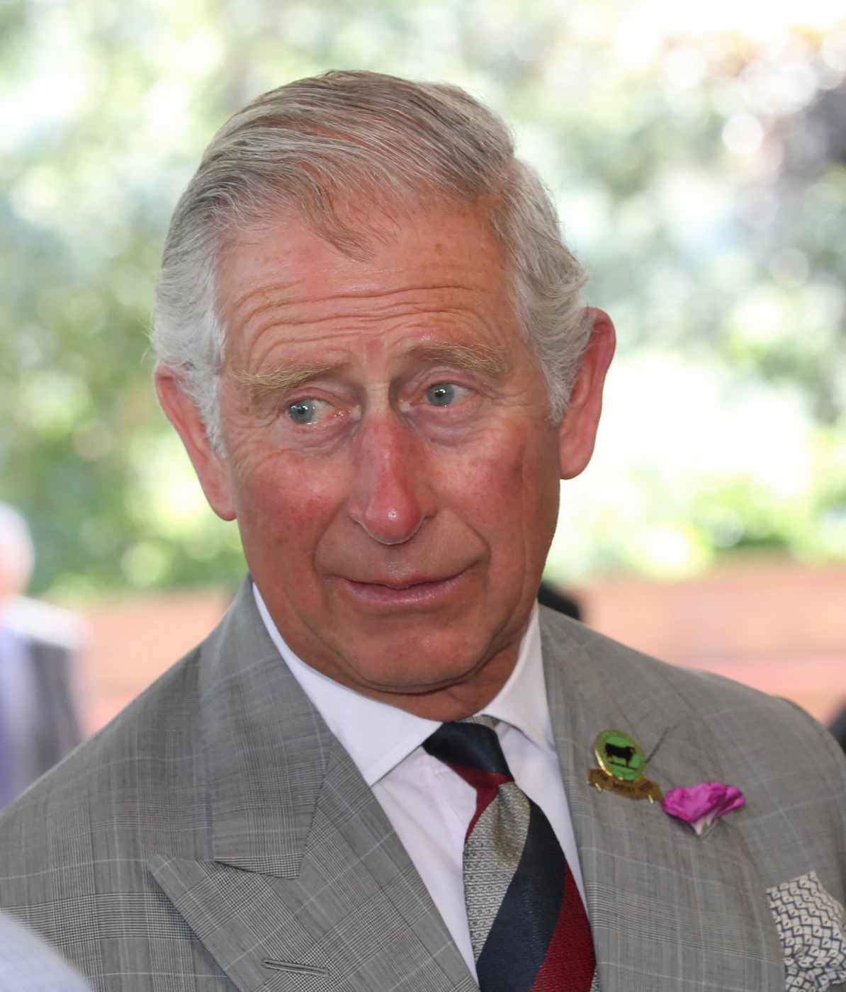 The Prince of Wales supports nation's bid to host global culinary event in 2024