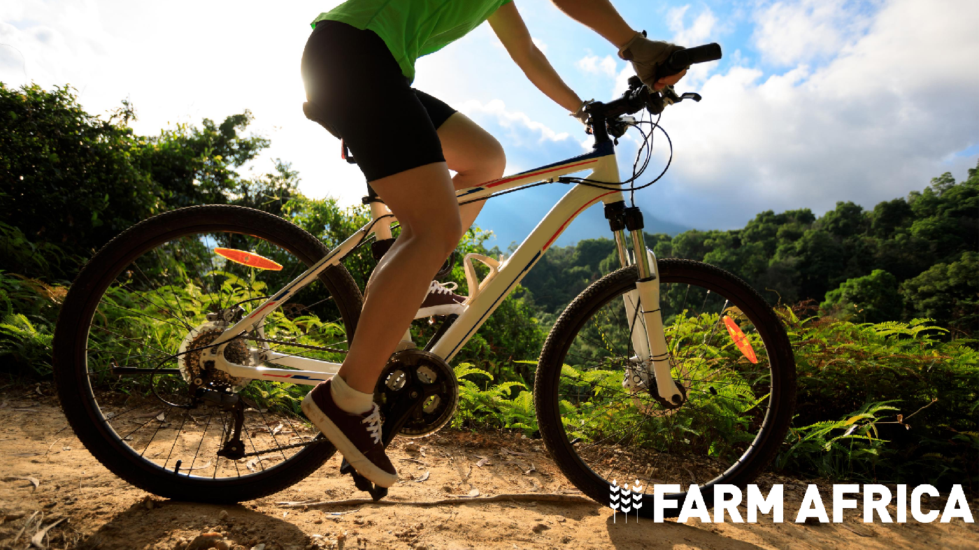 Five reasons to get on your bike for Farm Africa