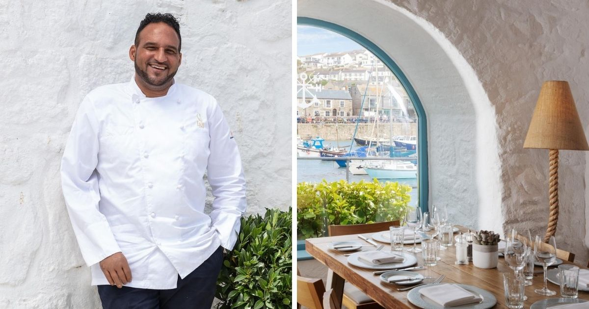 Michael Caines set to open new Portheleven site, The Harbourside Refuge