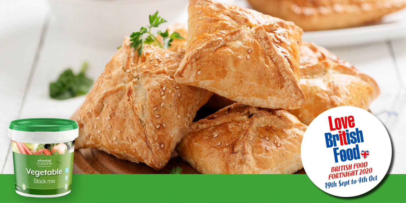 Cheese and Onion Pasties
