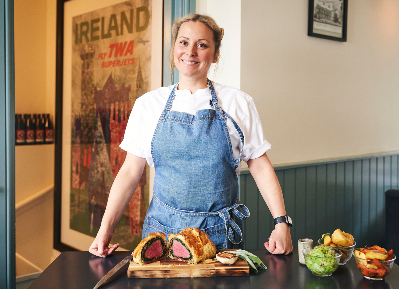 Bord Bia Collaborates with Top Chefs to Support Independent Butchers this Christmas with the Launch of Grass-Fed Christmas Feasts