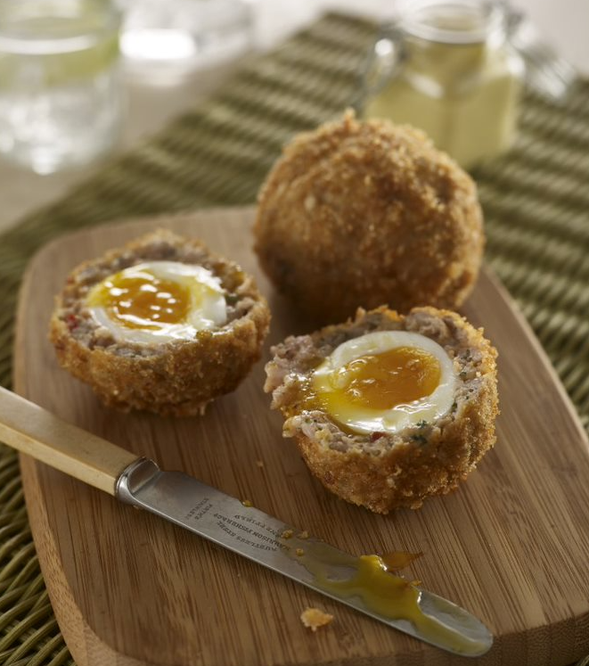 PARMIGIANO REGGIANO SCOTCH EGG