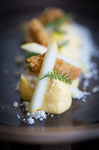 Whipped Egg Custard Tart Brown Butter Pastry Paul Foster Photgraphy By John Arandhara Blackwell