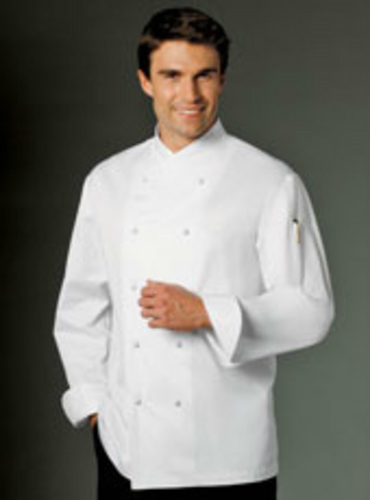 JOLIO White Chef Jacket