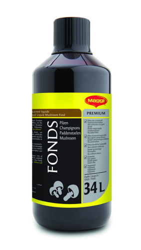 Liquid concentrate Fonds