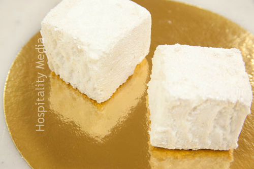 Lemon Verbena Marshmallows