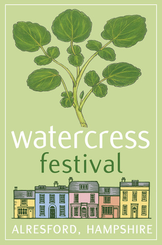 Celebrate a Super Salad Leaf at the Watercress Festival!