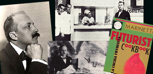 Futurist cooking: was molecular gastronomy invented in the 1930s?