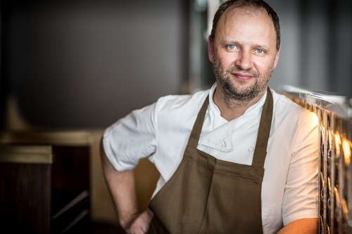 Simon Rogan to Bring the Curtain Down on  Hospitality 2015