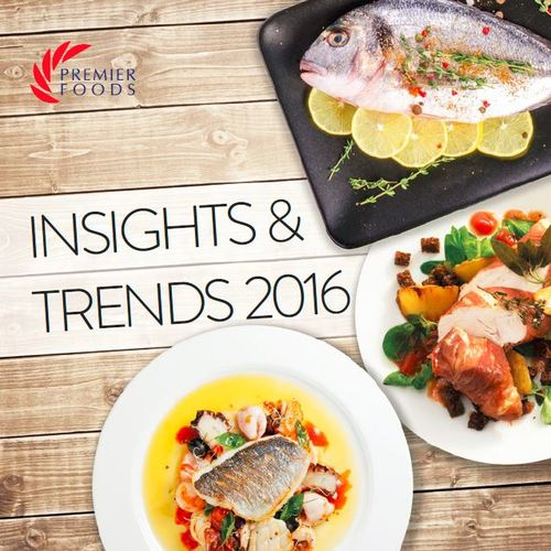 Premier Foods' new Insights & Trends Guide unveils food trends for 2016