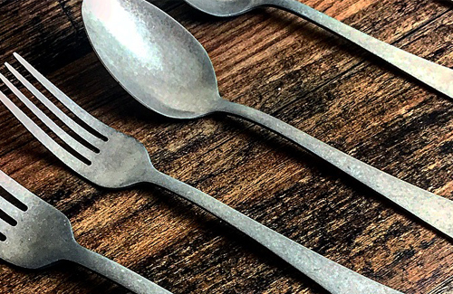 Exclusive Release: Amefa Austin Stone Washed Cutlery