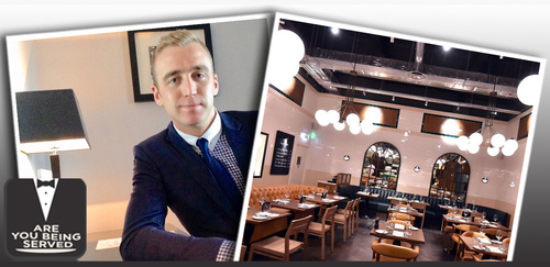 Jamie Moss, General Manager, Tom's Kitchen Birmingham