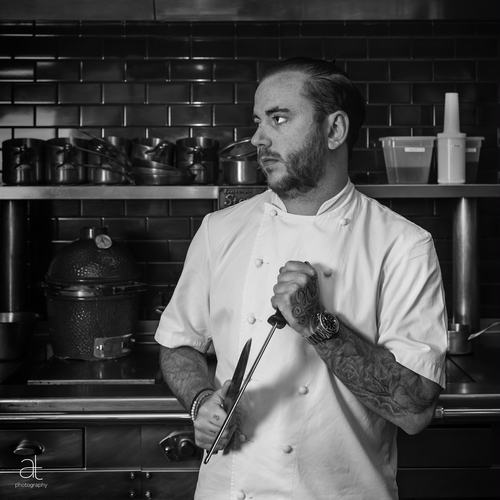 Tom Sellers collaborates with Michelin star chef Michael O'Hare at Restaurant Story