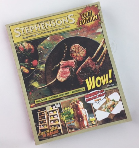 The Stephensons 2017 catalogue is now available!