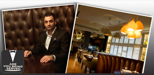 Tugend Demir, Restaurant Manager, Hunter 486