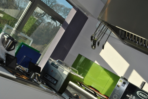 Harlech Foodservice Development Kitchen -  Developed With You in Mind