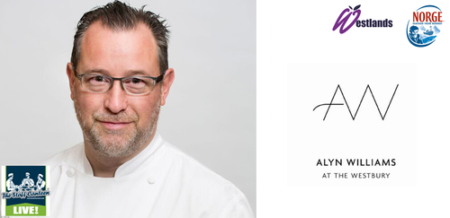 The Man Behind The Chef: Alyn Williams