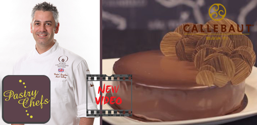Mark Tilling, Squires Kitchen's Master Chocolatier