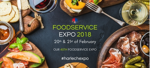 Harlech Foodservice Expo Returns to Venue Cymru on 20th & 21st February