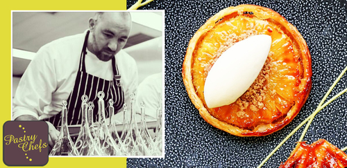 Julien Thevenot, Group Executive Pastry Chef, Rhubarb Food Design