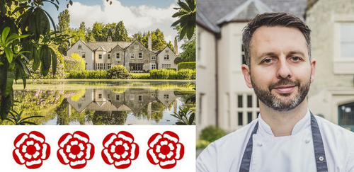 Four AA Rosettes for Mark Birchall's Moor Hall plus eight new three rosette restaurants