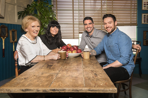 Dan Doherty joins judging line up for TV's  'Britain's Best Cook'