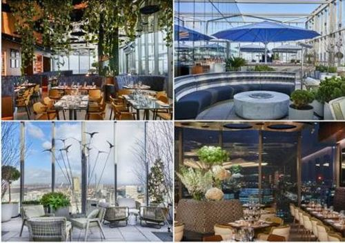 Chef Aiden Byrne and D&D London launch new rooftop restaurant in Manchester