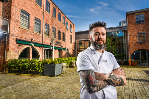 Runner-up in BBC's MasterChef: The Professionals 2016 is set to launch Leeds restaurant