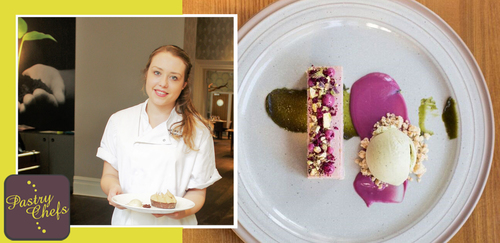 Beth Coombes, Pastry Chef, The Green House Hotel