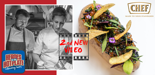 NEW VIDEO: Jonny Bone, head chef, Core by Clare Smyth